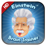 einstein brain trainer app