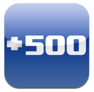 plus500 ipad app icon