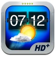 weather free app icon