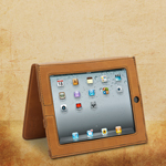 Leather iPad 2 Case By Saddleback!