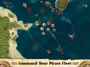 Crimson: Steam Pirates iPad Game