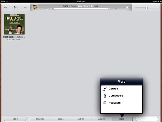 How to watch and listen to Podcasts on iPad