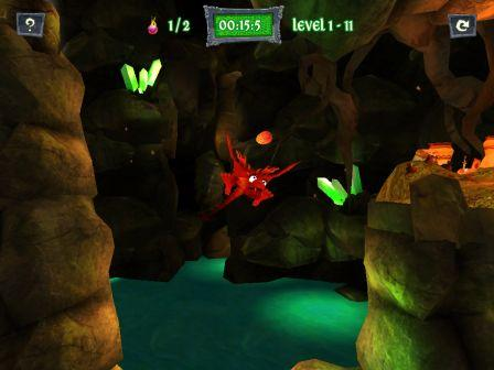 Dragon Eggs for iPad Review