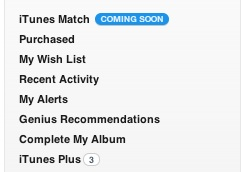 Apple Activates iTunes Match Setting in iOS 5, Suggesting Imminent Launch