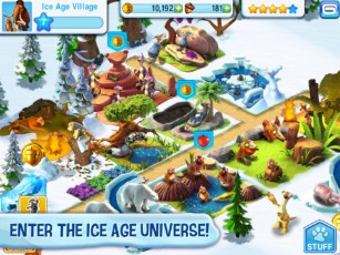 Ice Age Village - Best iPad Game