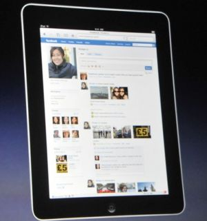 New iPad Facebook App is coming