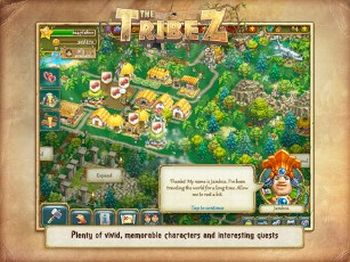 The Tribez HD - Best iPad Game