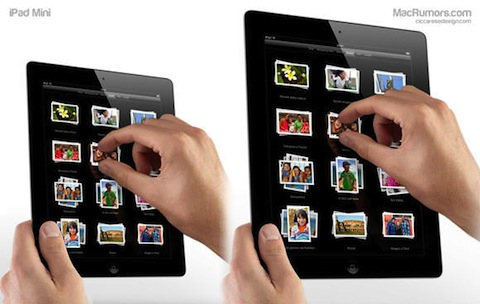Production of iPad Mini to start in September in Brazil