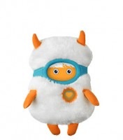Toyota Creatures YetYet and Robotto iPad Toys
