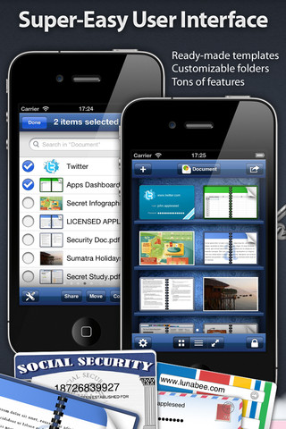 Review:oneSafe App for iPad | Best iPad Apps
